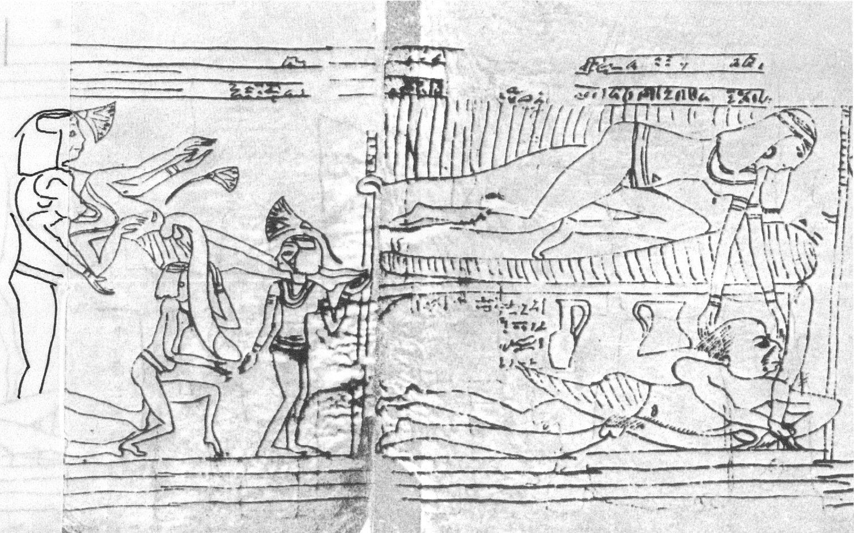 egitto-papiro-torino