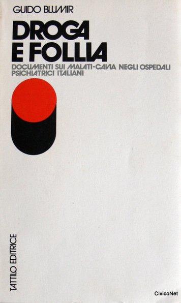Copertina del libro di Guido Blumir del 1974, scaricabile alla relativa citazione bibliografica qui in fondo