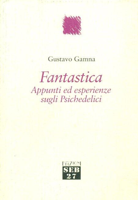 Copertina del libro di Gustavo Gamna del 1998