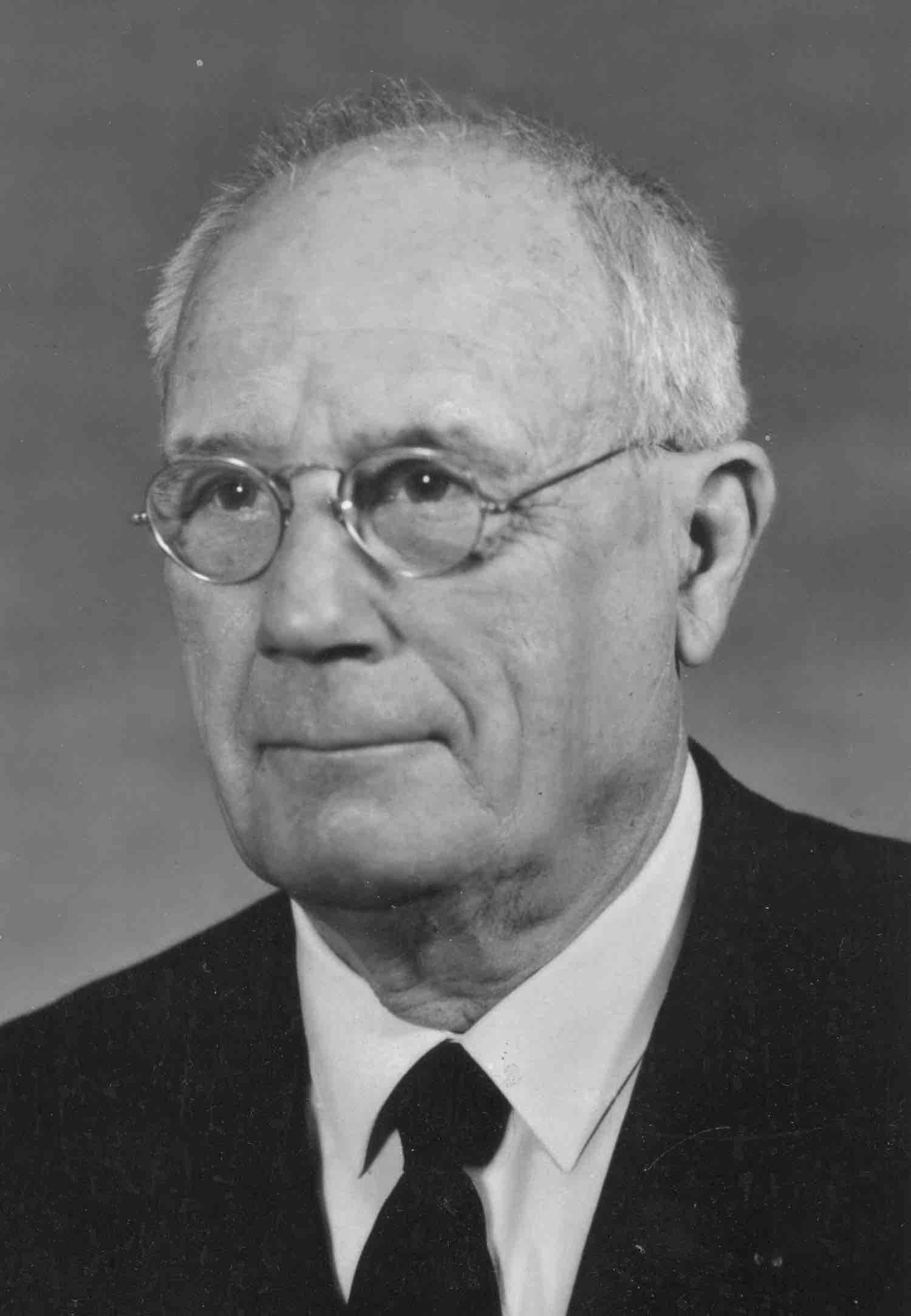 Richard Evans Schultes (1915-2001)